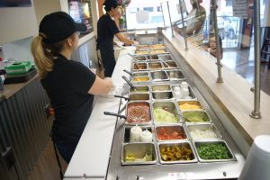 Los Primos Mexican Grill opened in June 2017 on Washington Street in Goshen.
