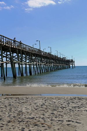 Get Hooked On Pier Fishing In North Carolina S Brunswick Islands