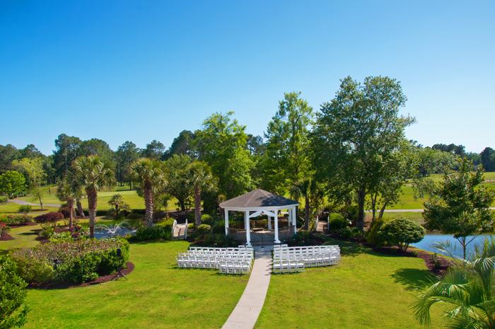 Sea Trail Resort wedding