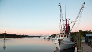 Calabash waterfront