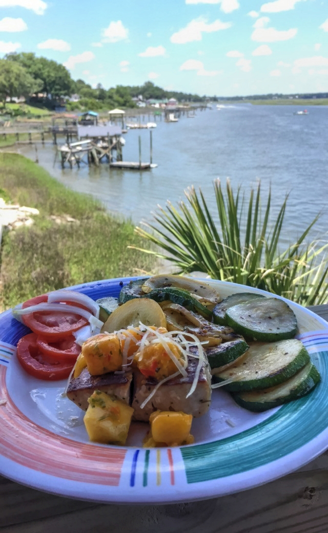 The Inlet View Bar and Grill