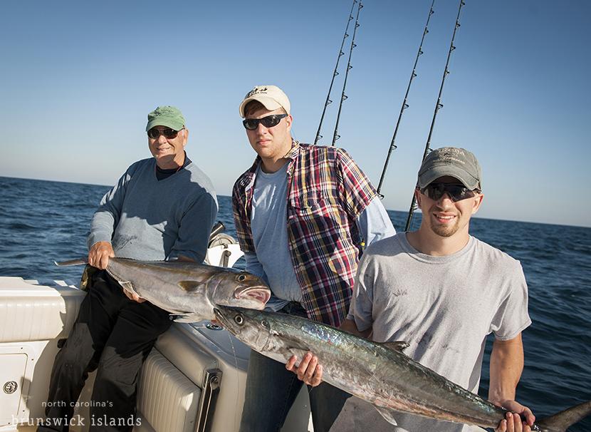 Brunswick Islands fishing