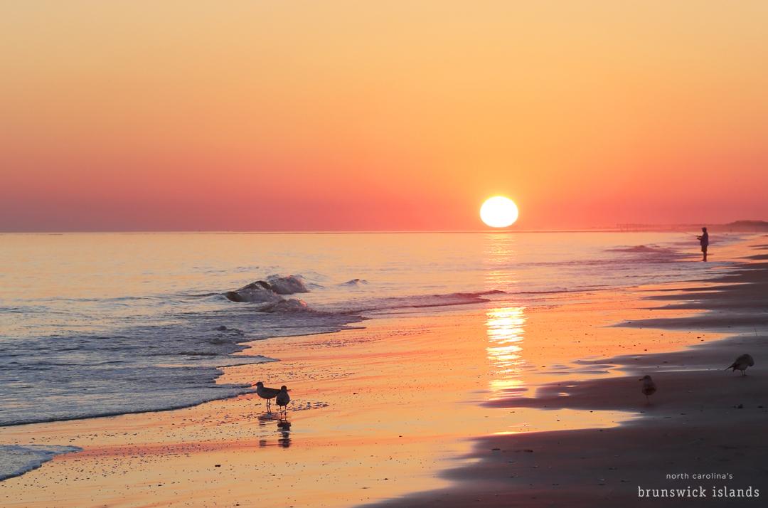 Sunset Ocean Isle Beach