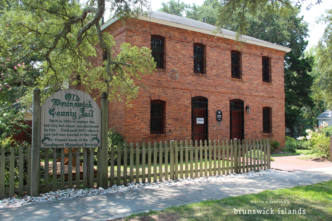 Instagrammable Places Old Brunswick County Jail
