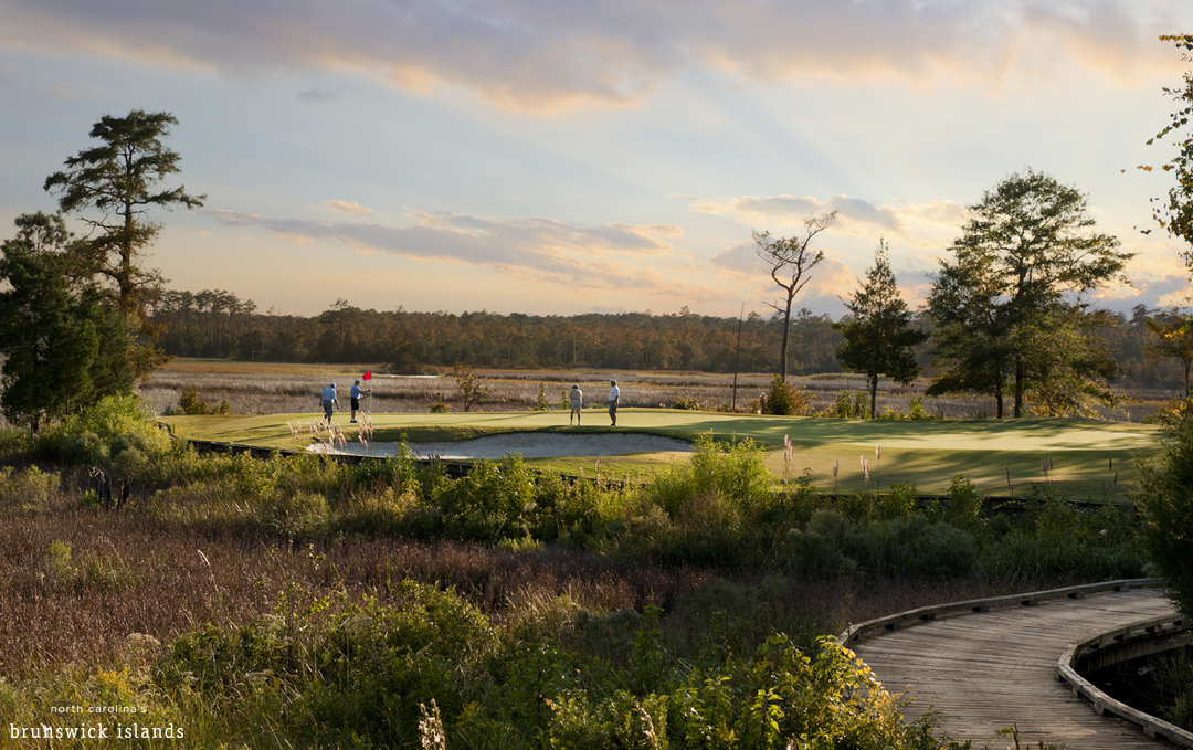 Carolina National Golf Course in Brunswick Islands