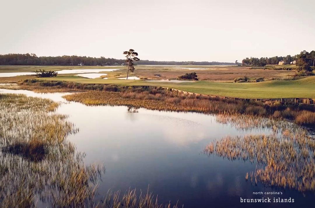 Rivers Edge golf course Brunswick Islands