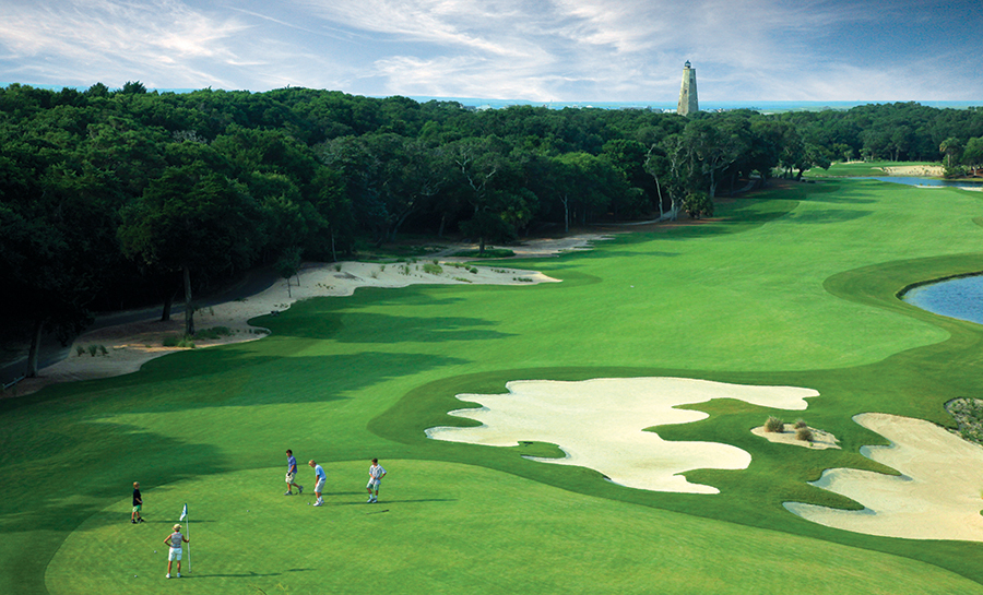 Bald Head Island Club golf course