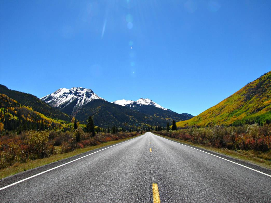 southwest colorado s million dollar highway a designated all american byway is one of the state s must do scenic drives visit durango