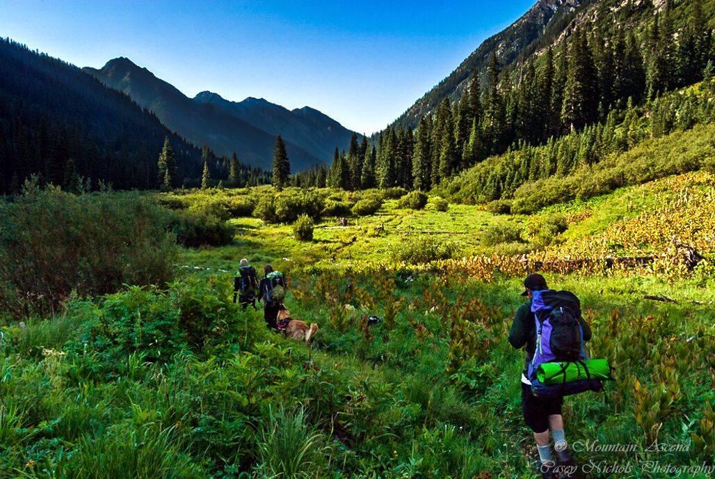Weminuche Wilderness Emerald Lake Hike