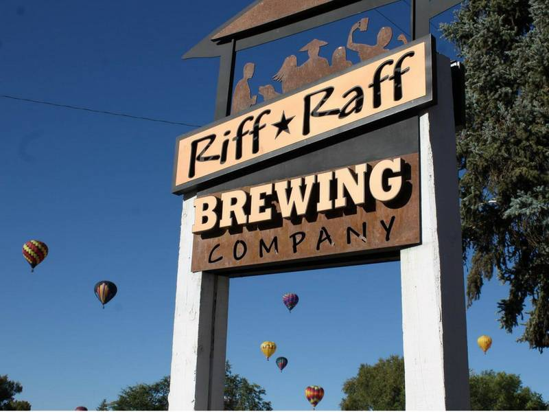 Riff Raff Brewery in Pagosa Springs