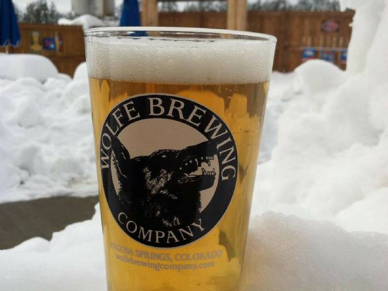 Wolf Brewing in Pagosa Springs