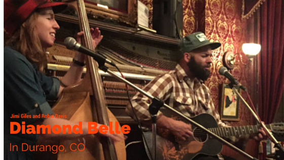 Live Music at the Diamond Belle