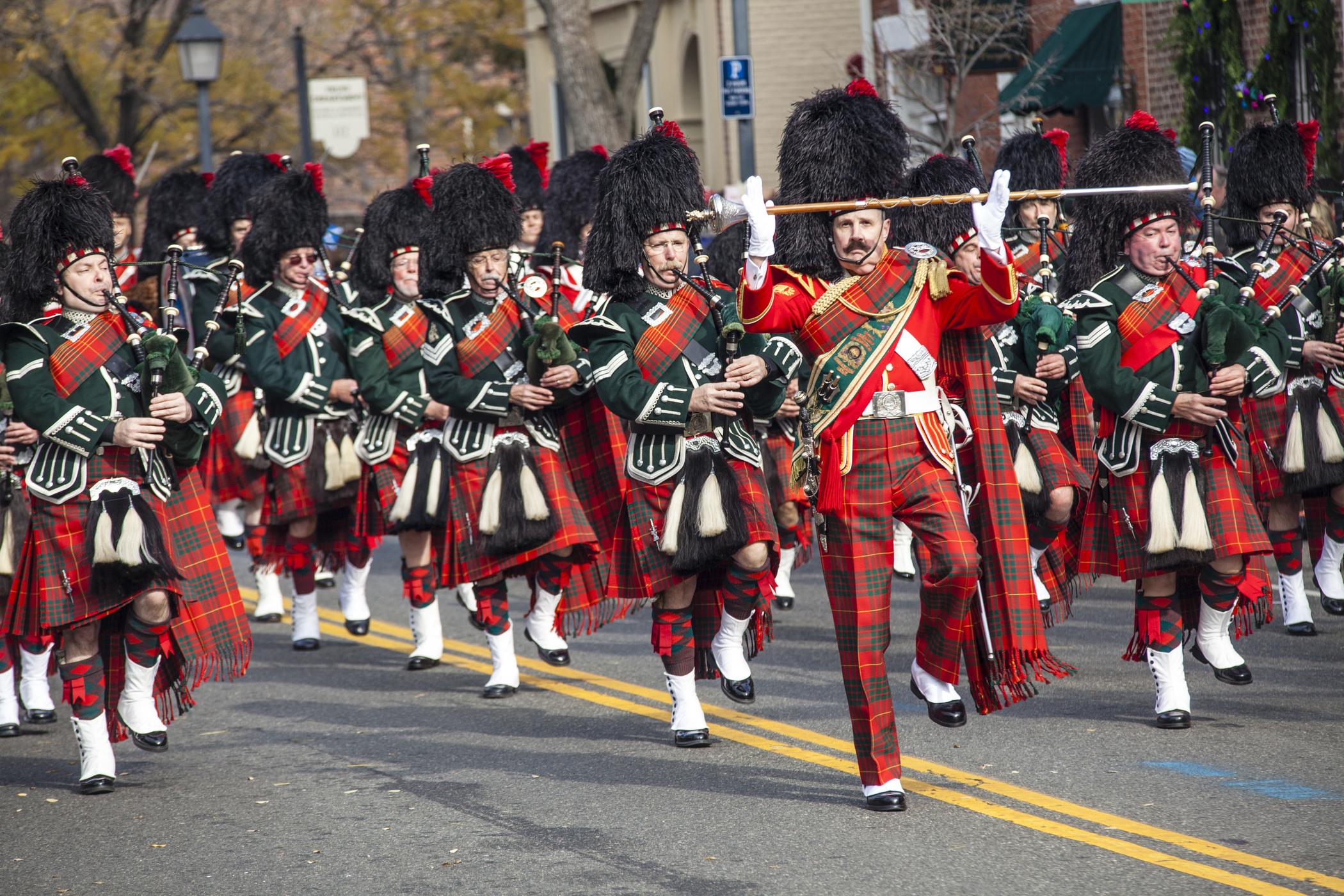 City Of Alexandria Scottish Christmas Wa;Lk 2020 Alexandria's Biggest Holiday Weekend