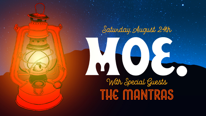 moe. and special guests, The Mantras