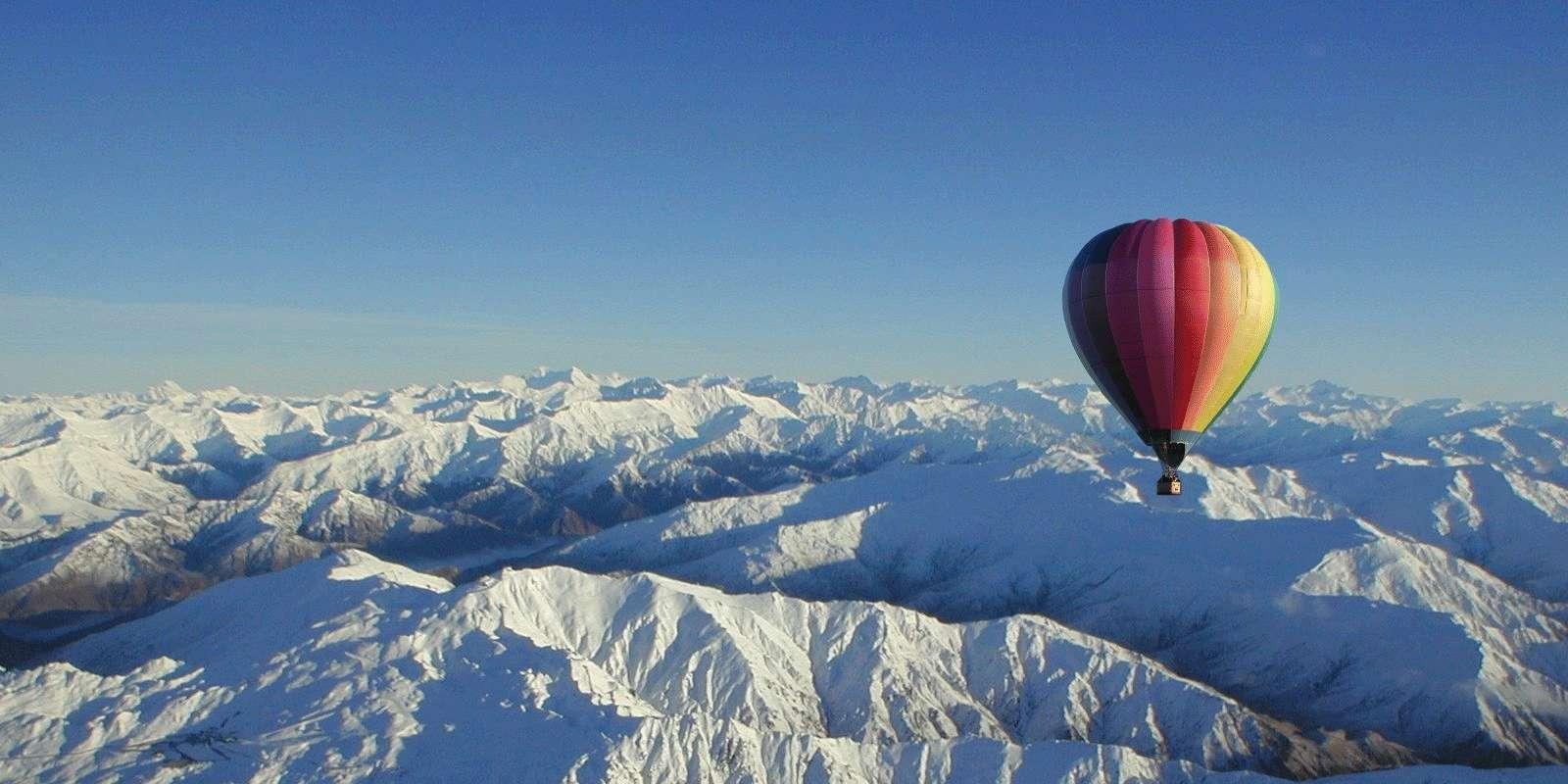 Scenic Hot Air Balloon Flight