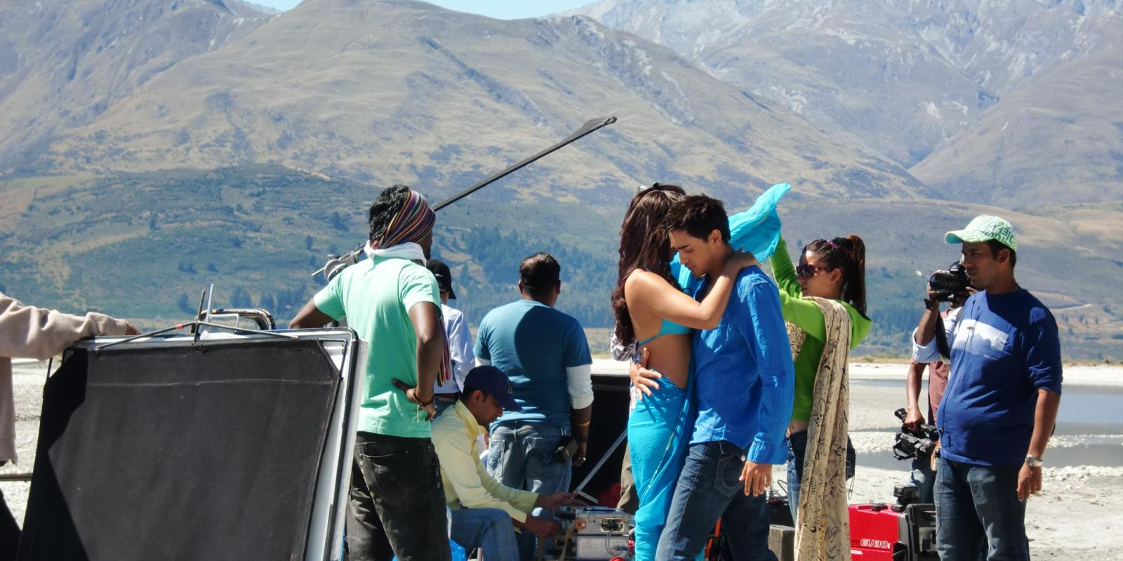 Bollywood in Queenstown