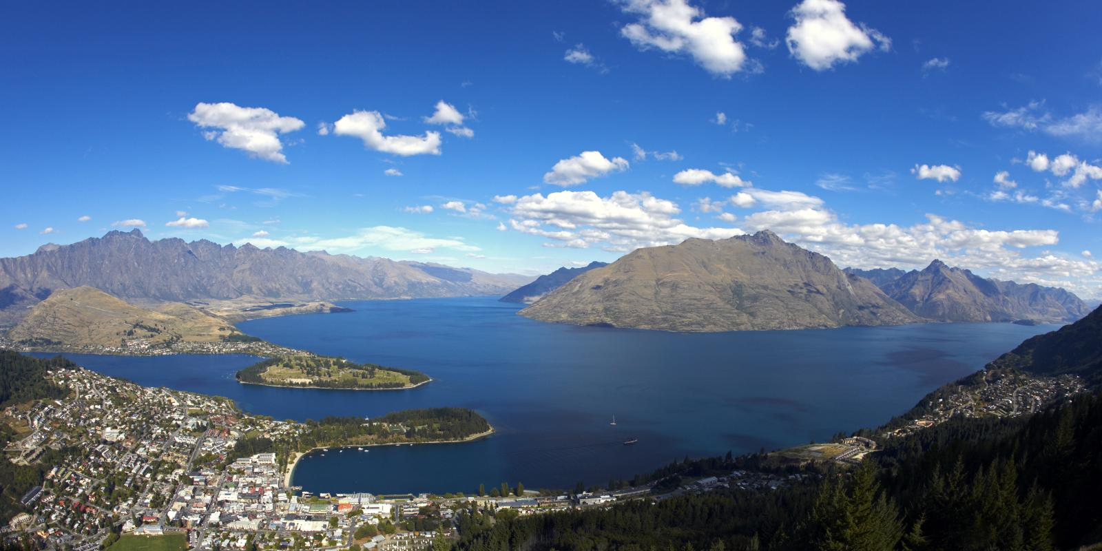 Queenstown's maori legend of Lake Wakatipu