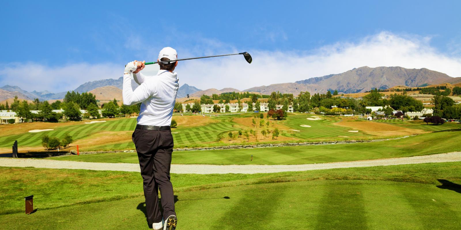 NZ Golf Open at Millbrook Resort