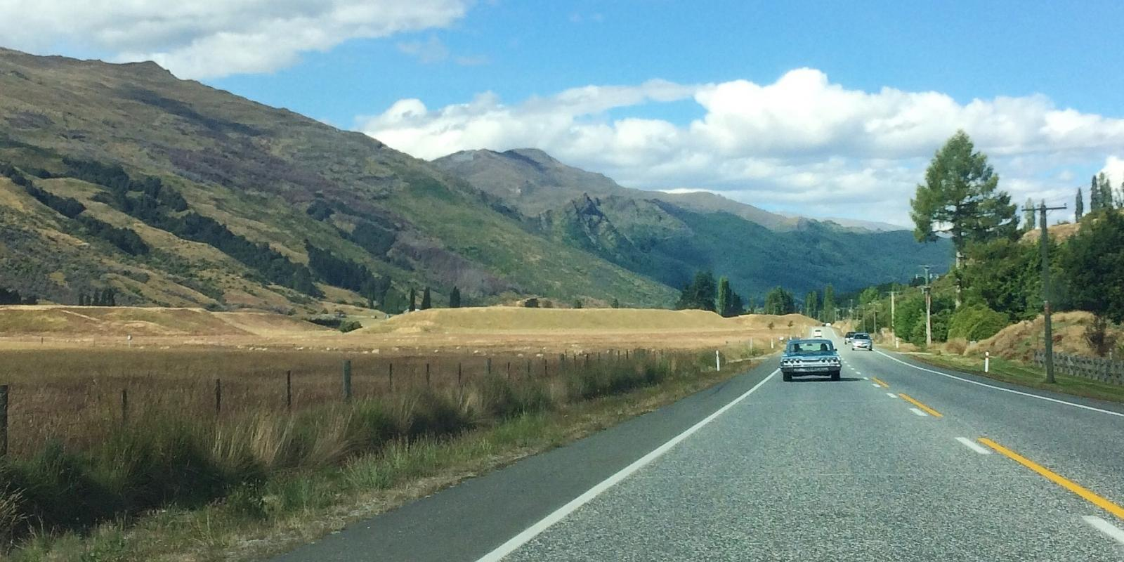 Road to Arrowtown