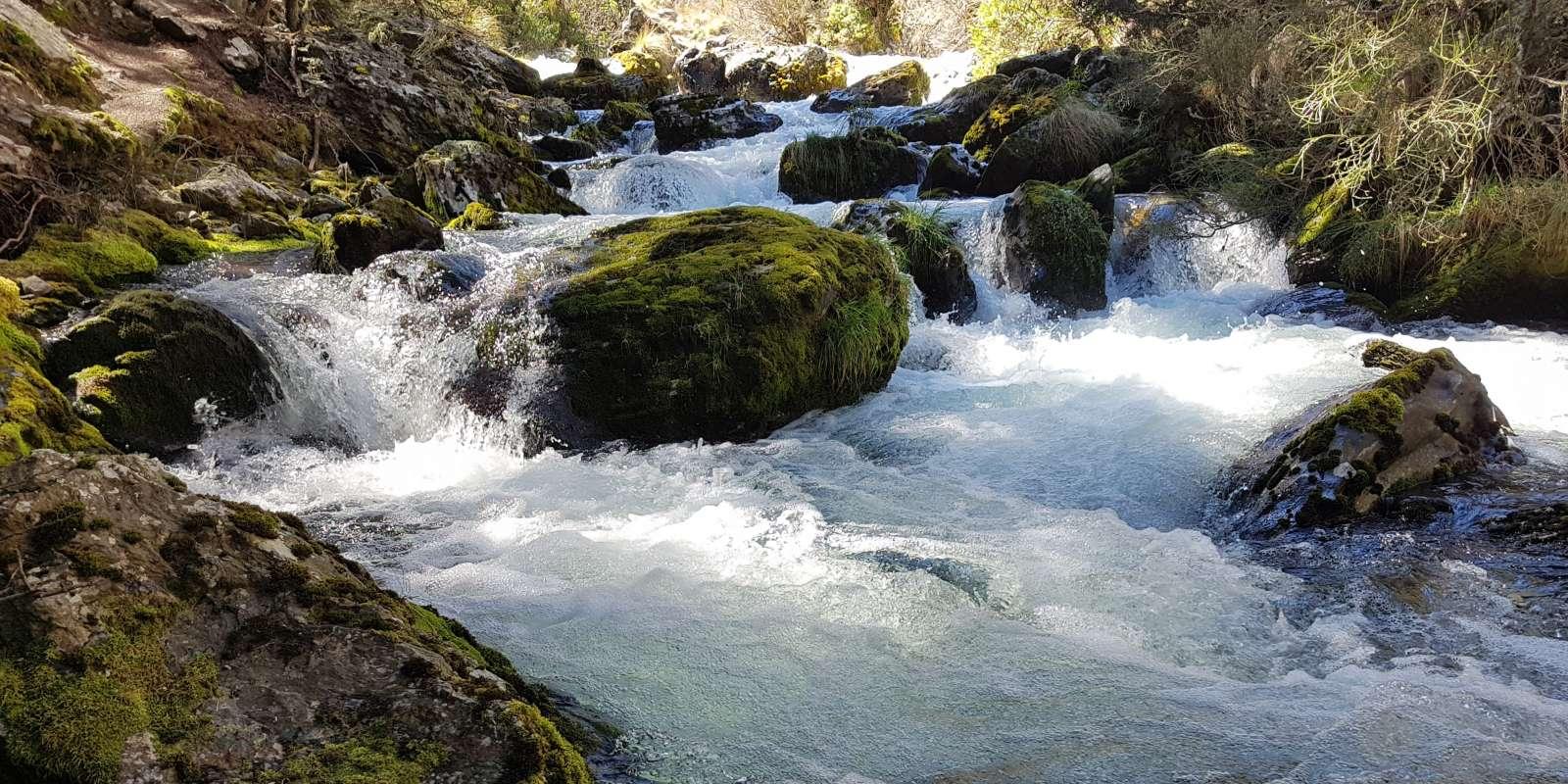 Wye Creek Waterfall