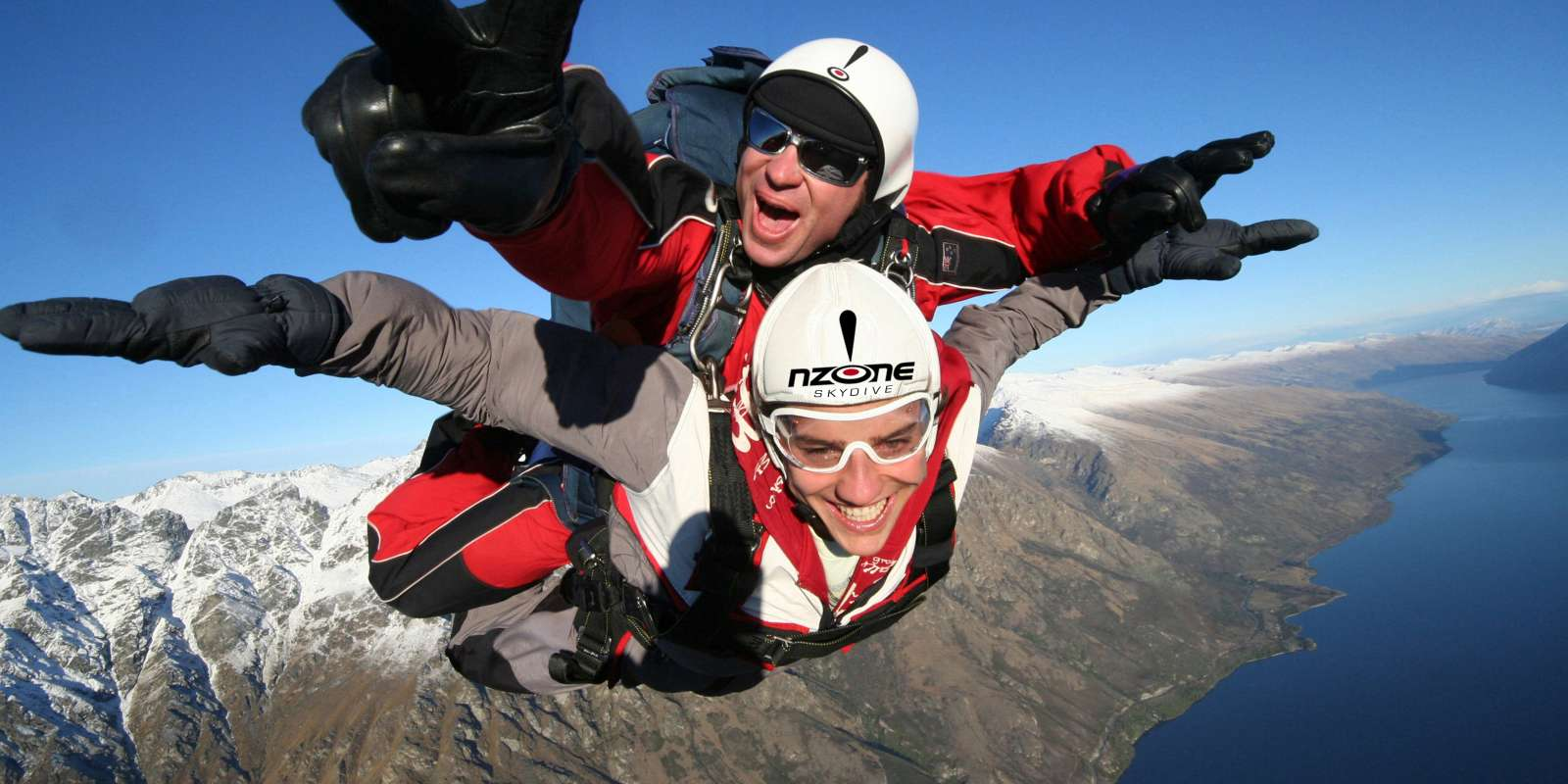 NZONE Tandem Skydive over Queenstown