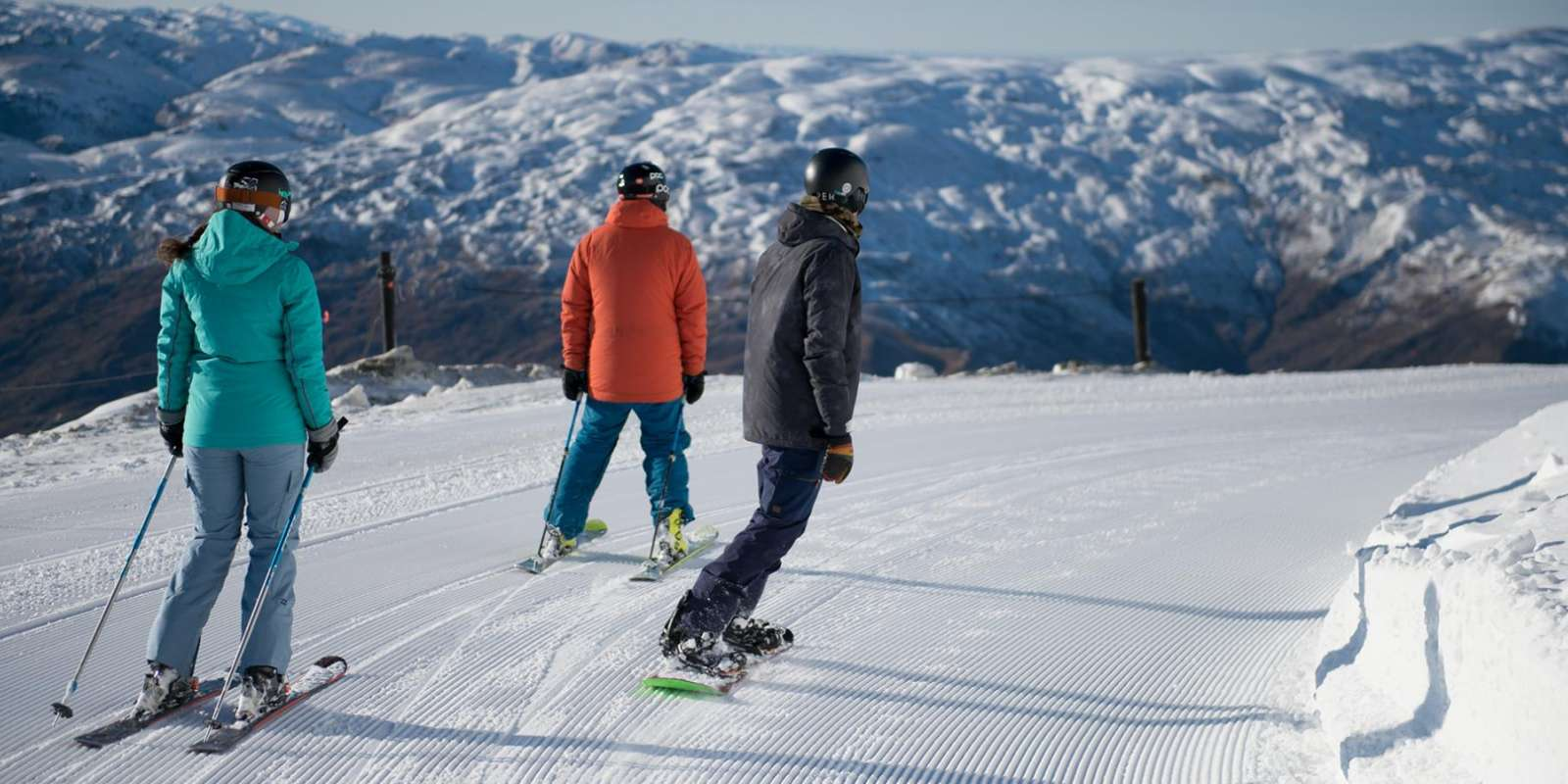 Skiing & Snowboarding at Cardrona Alpine Resort