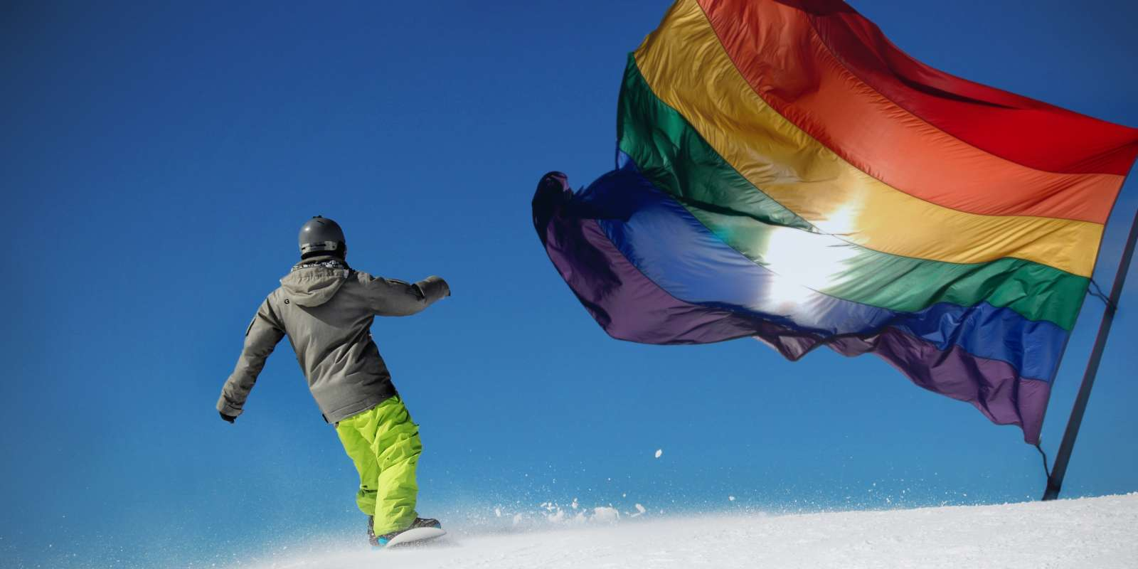 Winter Pride is coming to the slopes of Queenstown in September