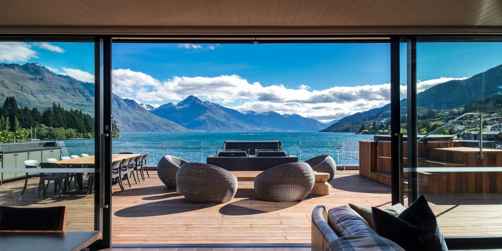 The Penthouse by Eichardts, Queenstown