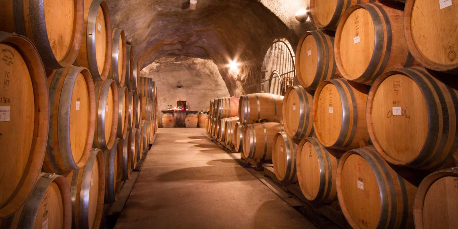 Experience New Zealand's largest wine cave