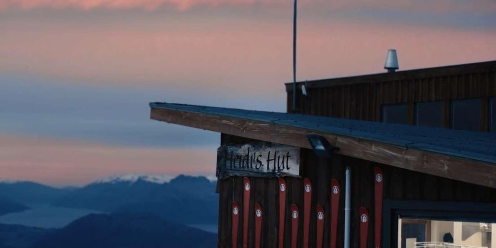 Heidi's Hut, Coronet Peak