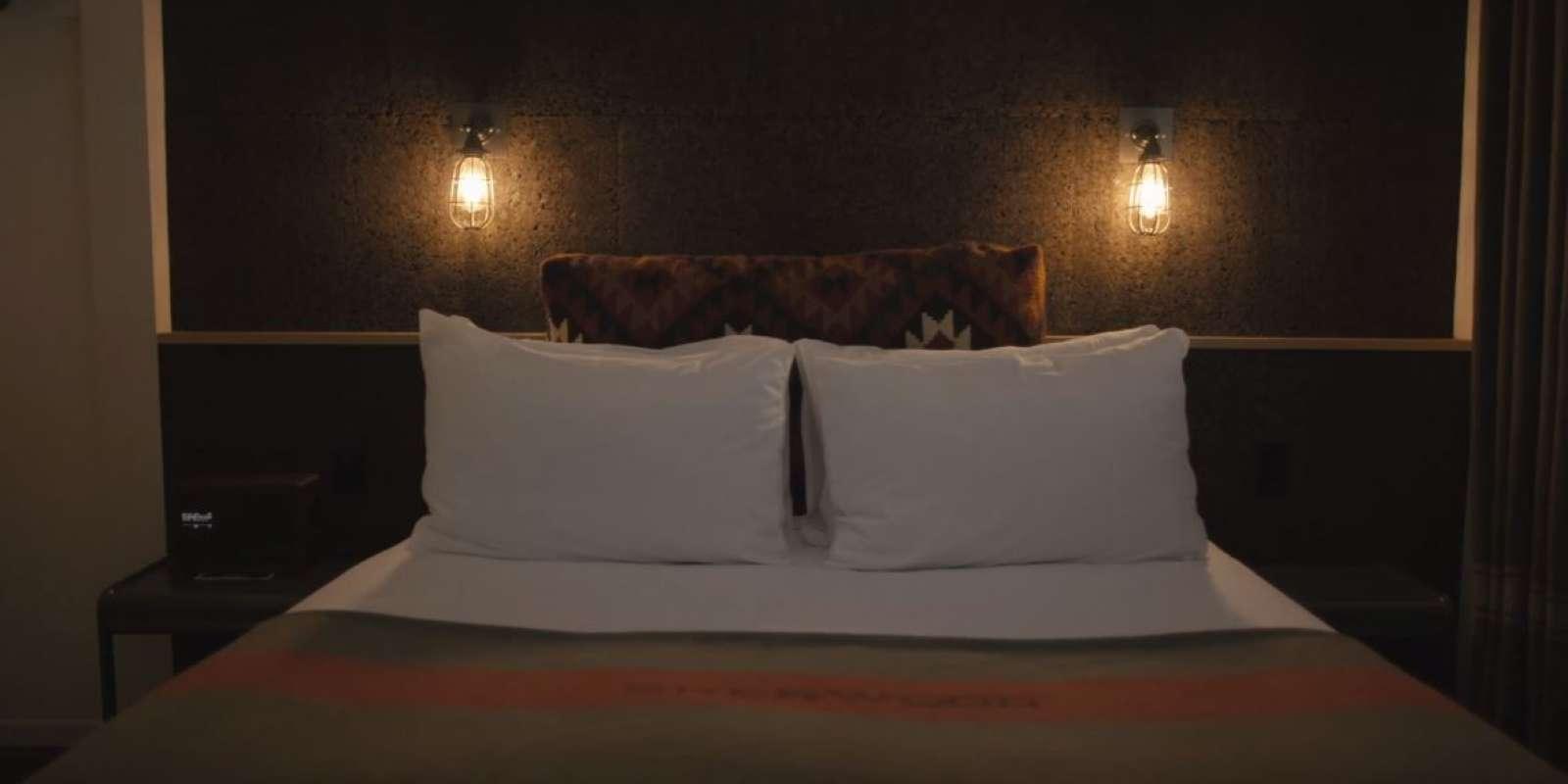 Sherwood Hotel Room