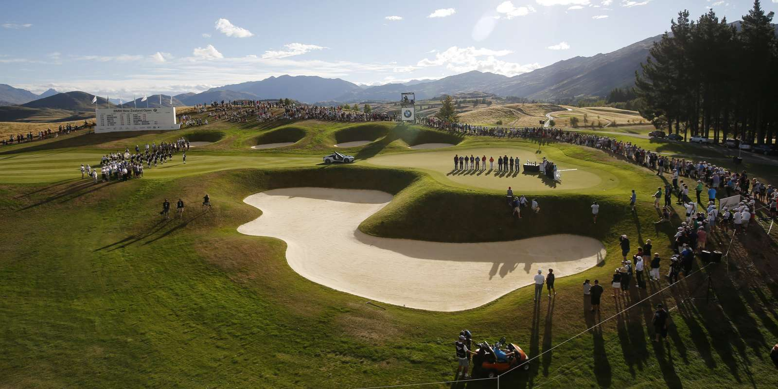 ew Zealand Golf Open 2018