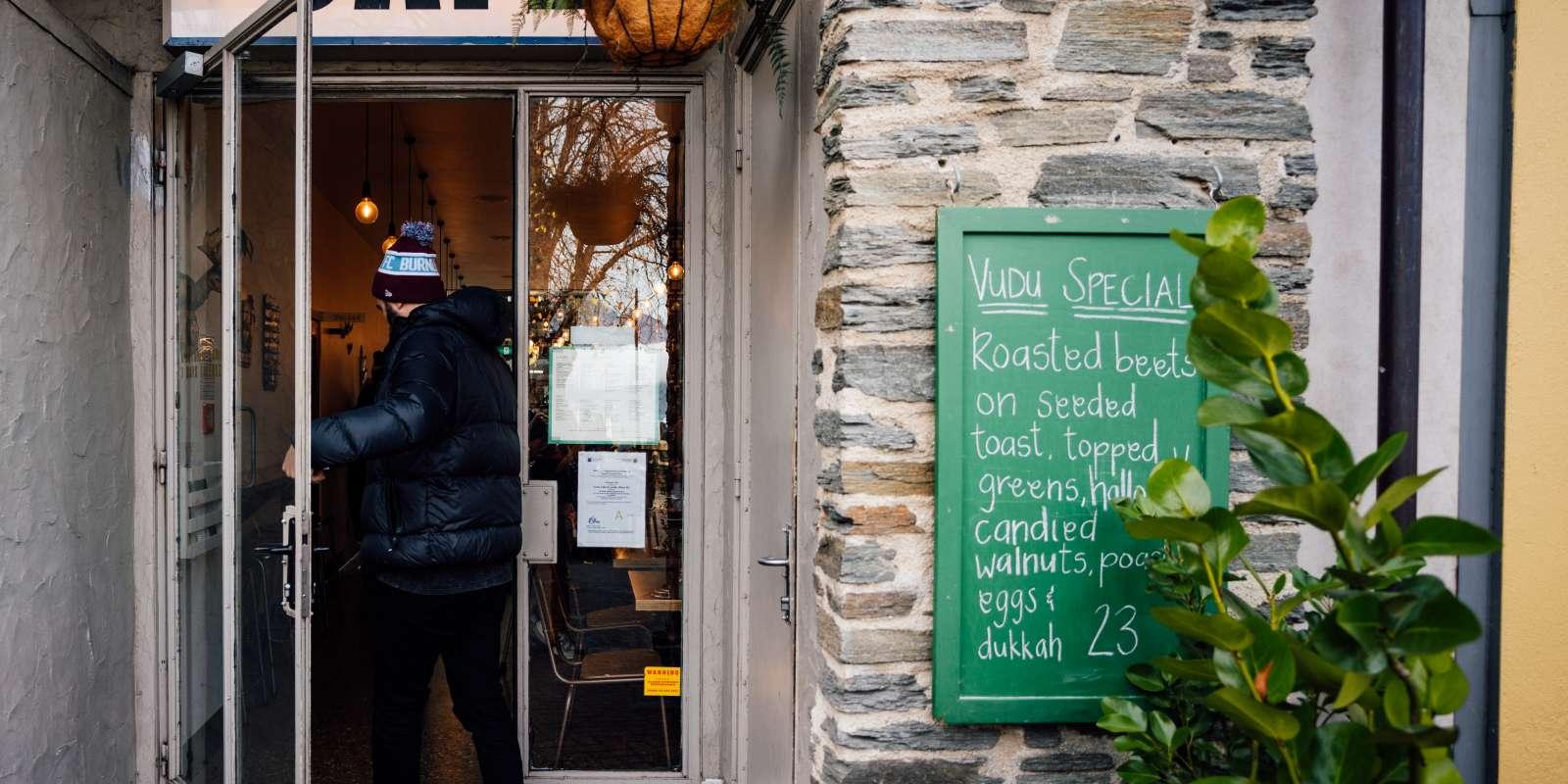 Vudu Cafe Larder