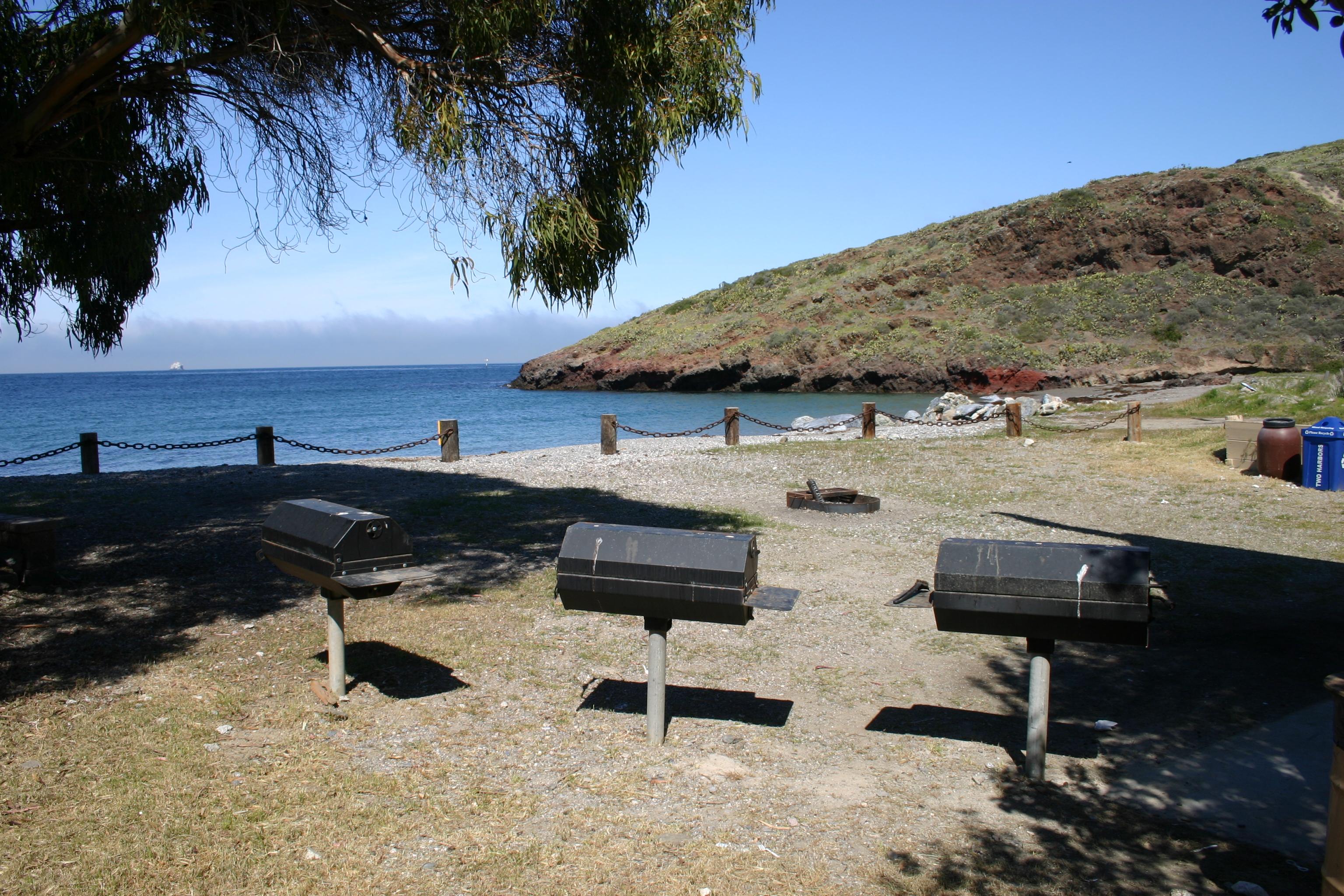 Brisas Del Mar Two Harbors Camping Visit Catalina Island