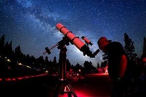Photo by Kevin Poe courtesy of Dark Ranger Telescope Tours
