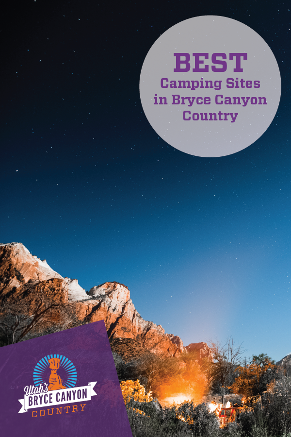 For the outdoor explorer, Bryce Canyon Country offers the best camping scenery in the world.