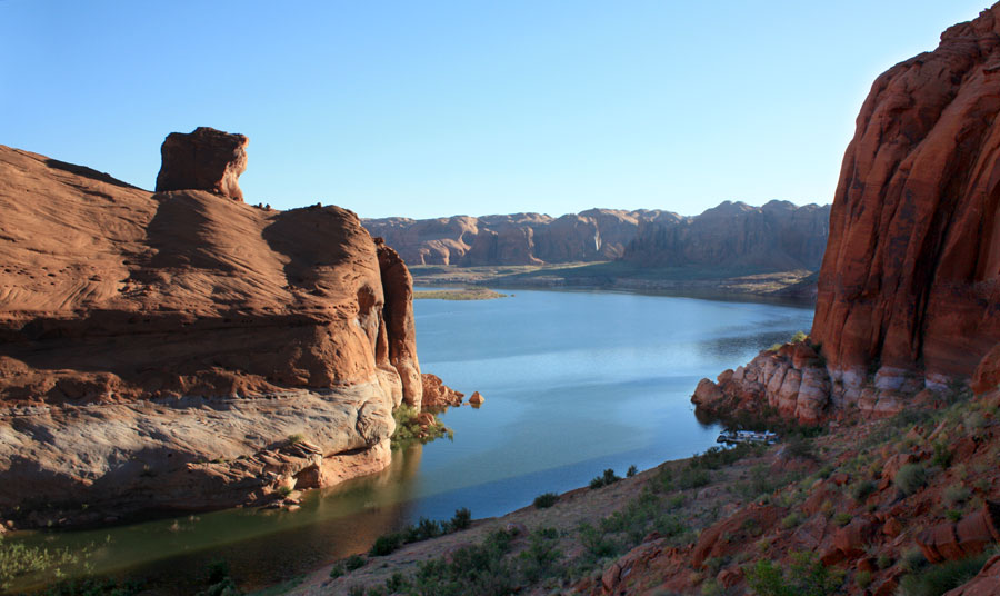 Lake Powell Utah and Arizona