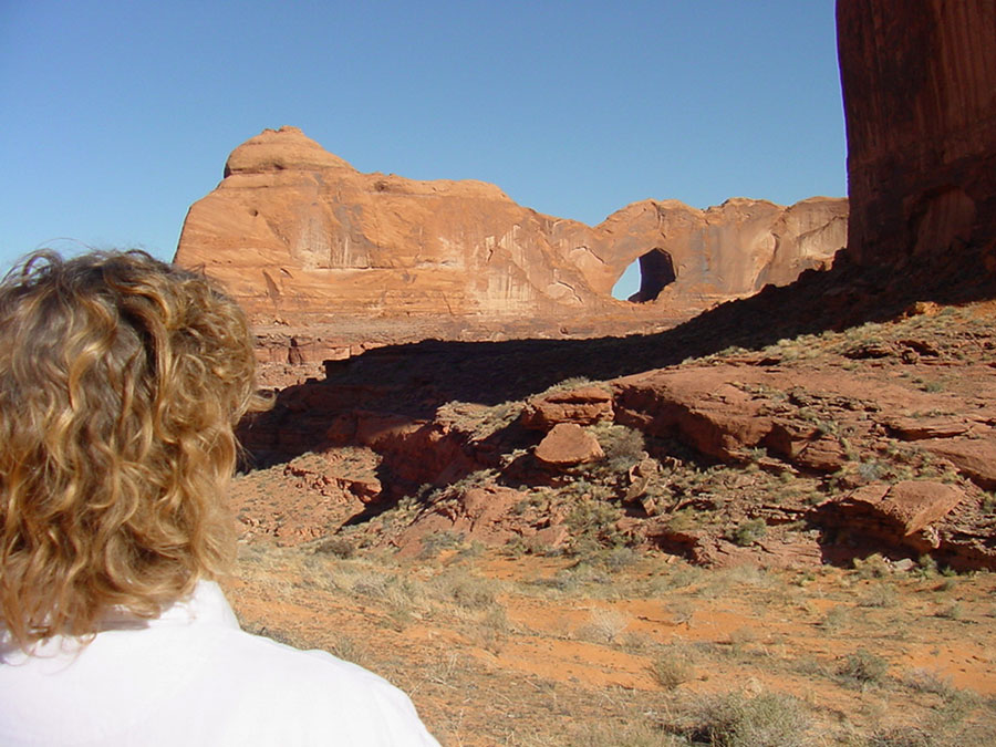 Stevens Arch in Grand Staircase