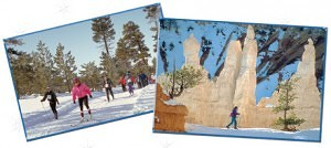 Winter Festival - Bryce Canyon