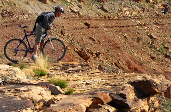 Mountain Biking in Bryce Canyon Country