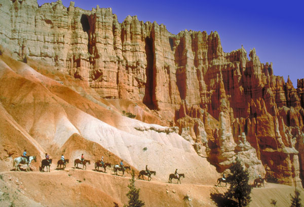 Bryce Canyon Horseback Riding