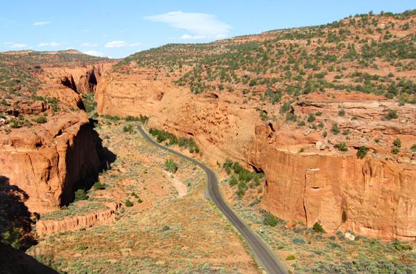 Utah's Burr Trail