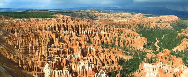 Bryce Canyon Utah Elevation