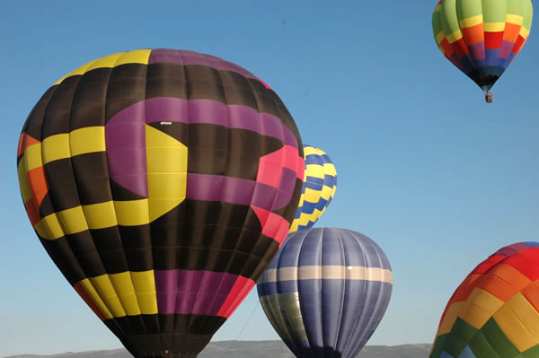 Balloon Festival - Panguitch Utah