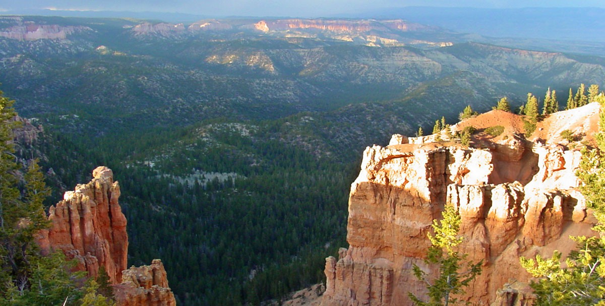 Bryce Canyon South End