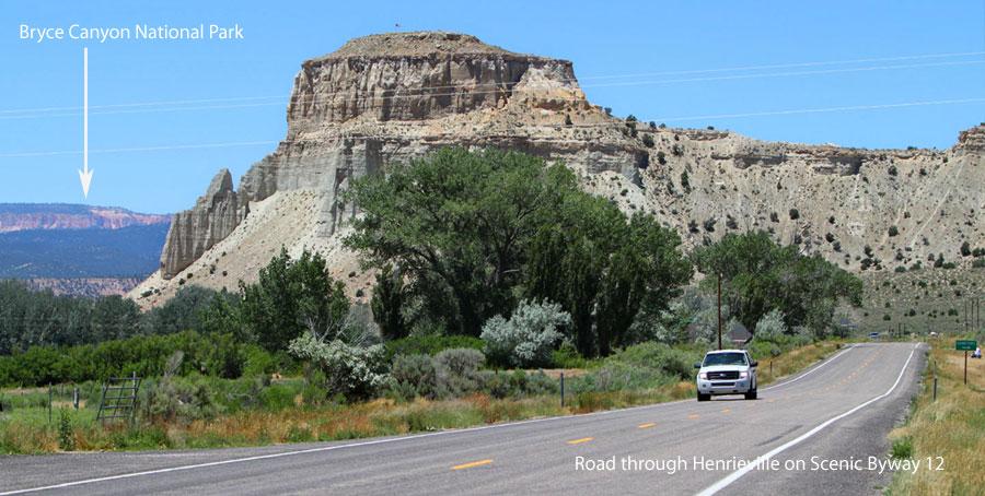 Utah's Scenic Byway 12 - All American Road