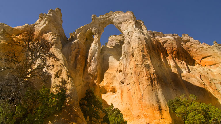 Grosvenor Arch - Utah