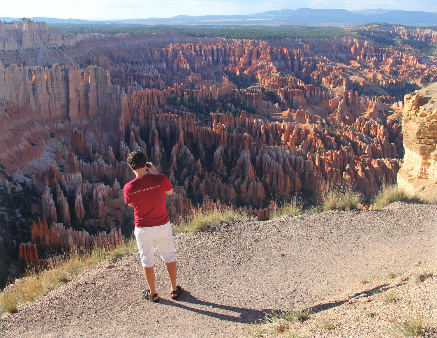 The Piano Guys - Bryce Canyon