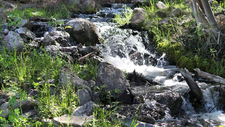 Utah Mountain Stream - Weather
