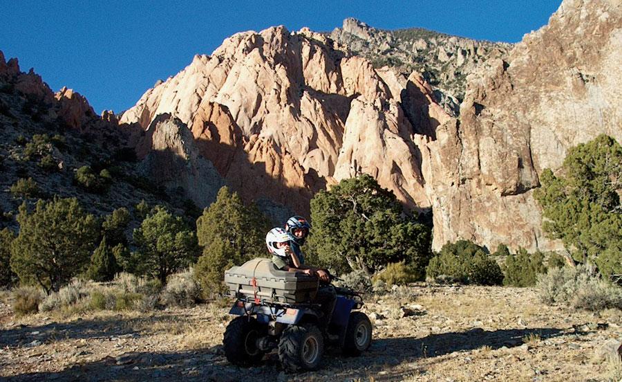 Utah ATV Riding